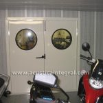 [es:puertas acústicas para sistema modular Acustimódul-80 - RS5C - 46dB][en:Acoustic doors for modular system Acustimódul-80 - RS5C - 46dB][fr:portes acoustiques pour système modulaire Acustimódul-80 - RS5C - 46dB][de:Schallschutztüren für Acustimódul-80 Baukastensystem - RS5C - 46dB]