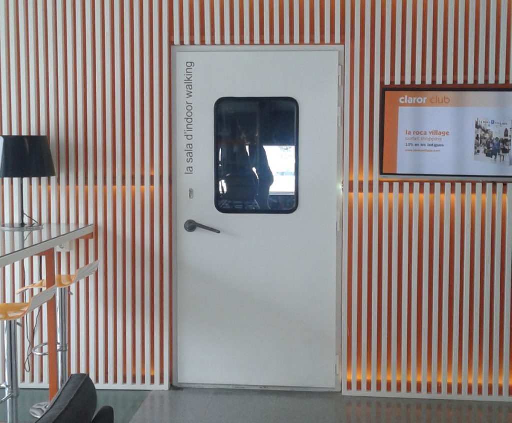 Acoustic Door For Soundproofing & RS10 - 54 dB - ACOUSTICDOORS-RS